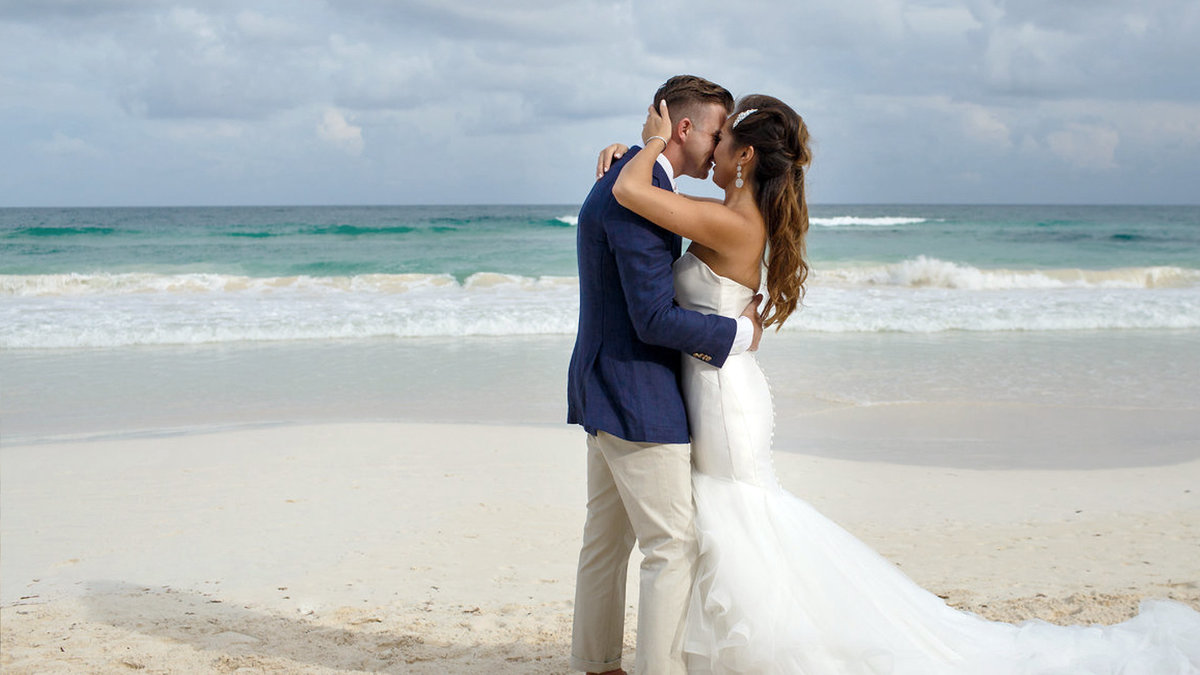 tulum mexico wedding videographers
