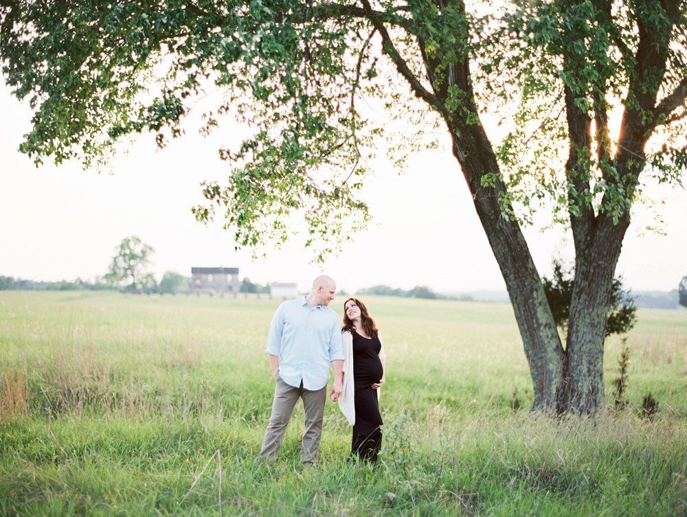Rebekah Emily Photography Northern Virginia Photographer Film Maternity Session_0010