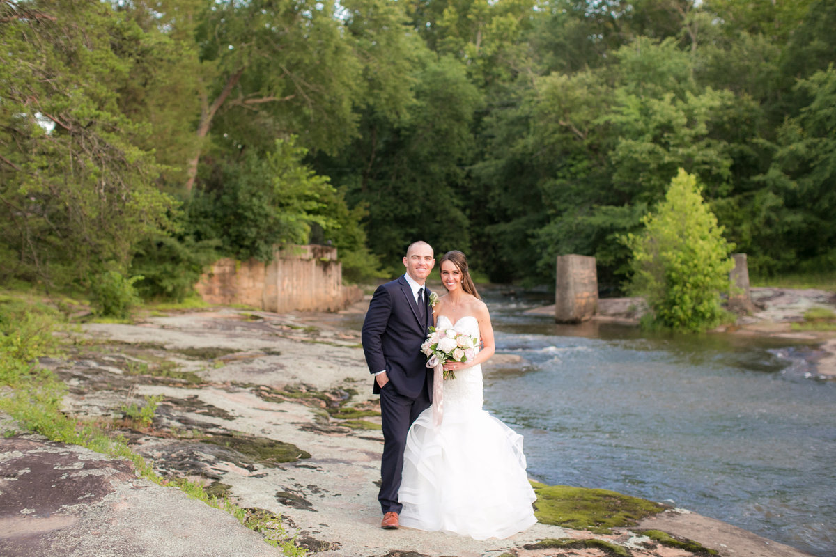 The Mill at Fine Creek Virginia Wedding -  024