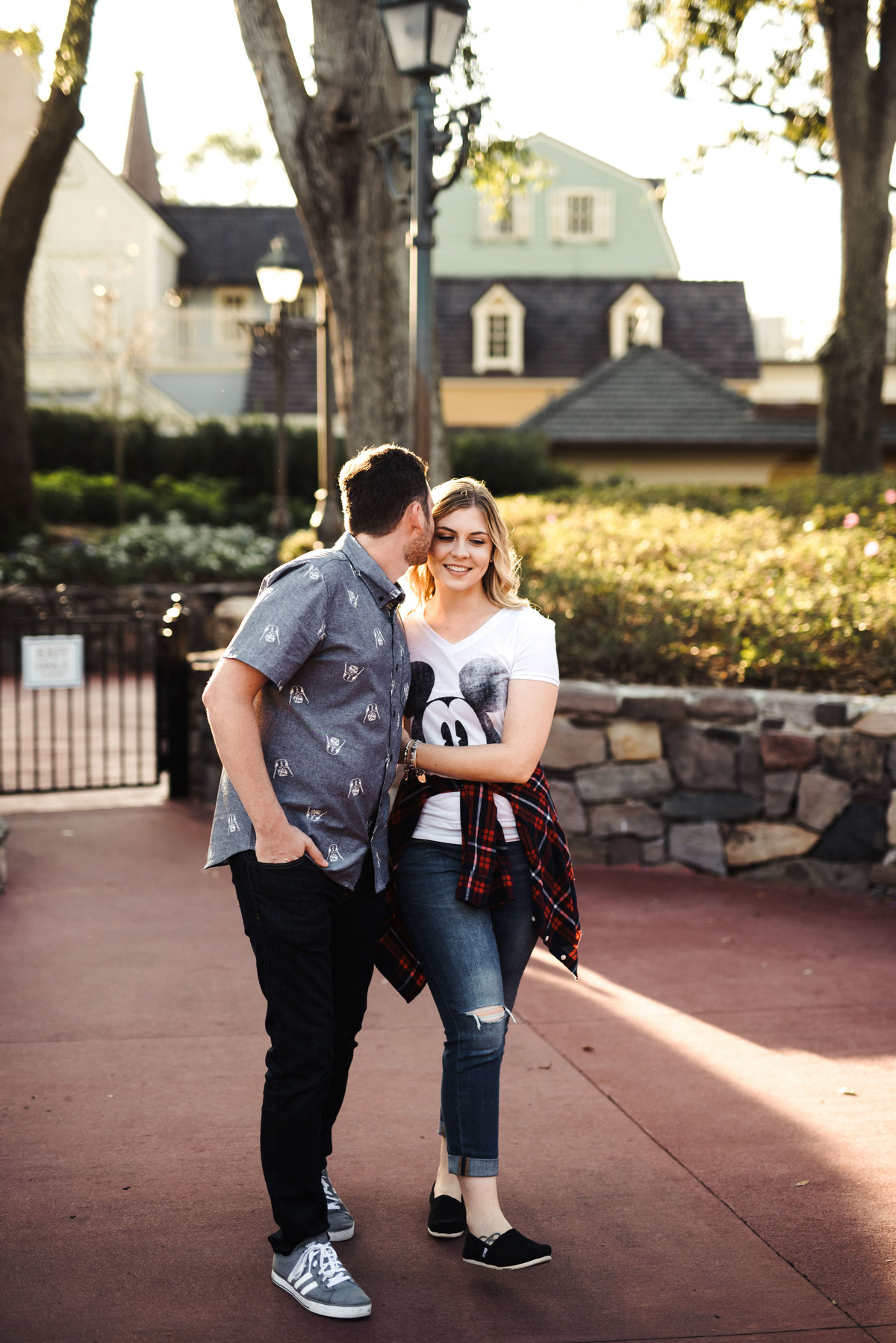 Ally & Brett's Disney Engagement Session (190 of 243)