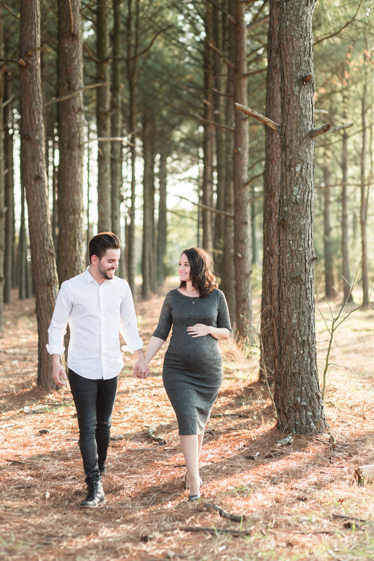 Sam and Stephanie Maternity Session-Samantha Laffoon Photography-9