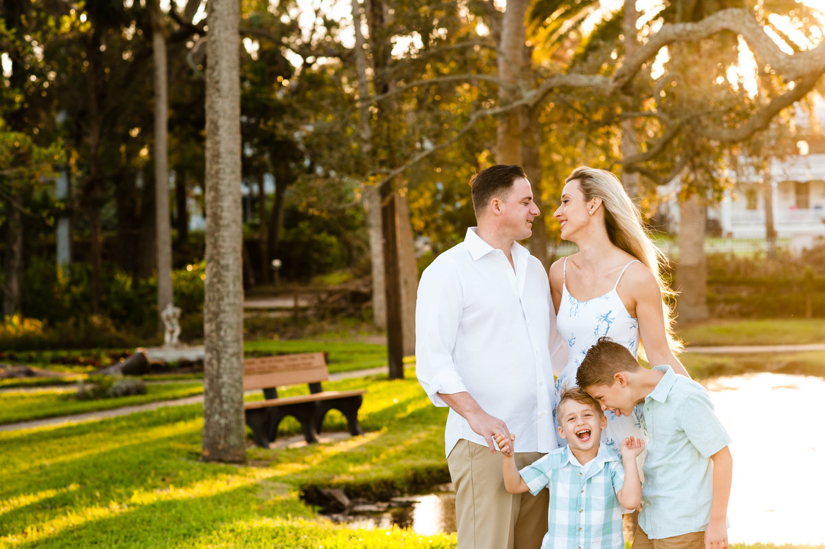 Palm Coast family lifestyle photography