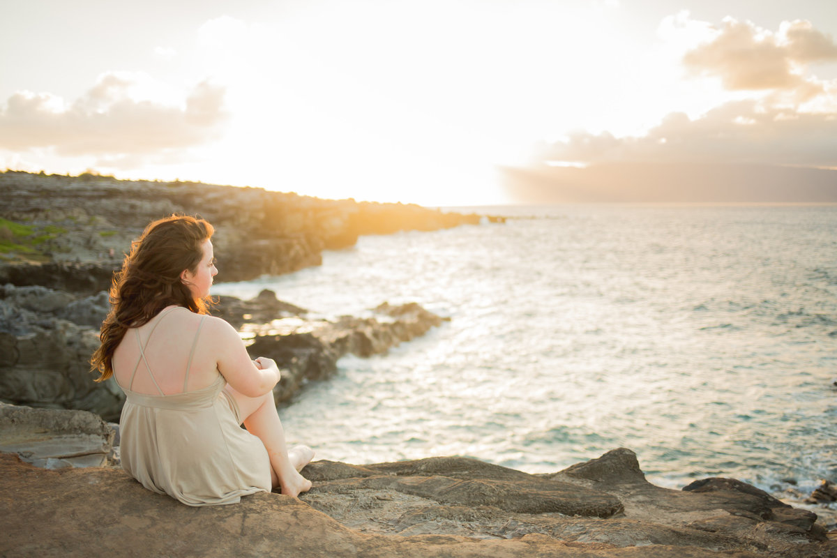 Maui Senior Portrait photographers