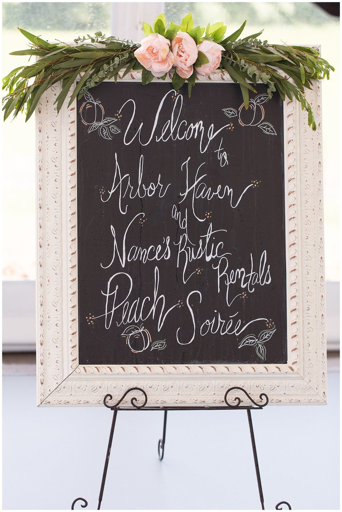 Southern Peach Styled Shoot Arbor Haven-022