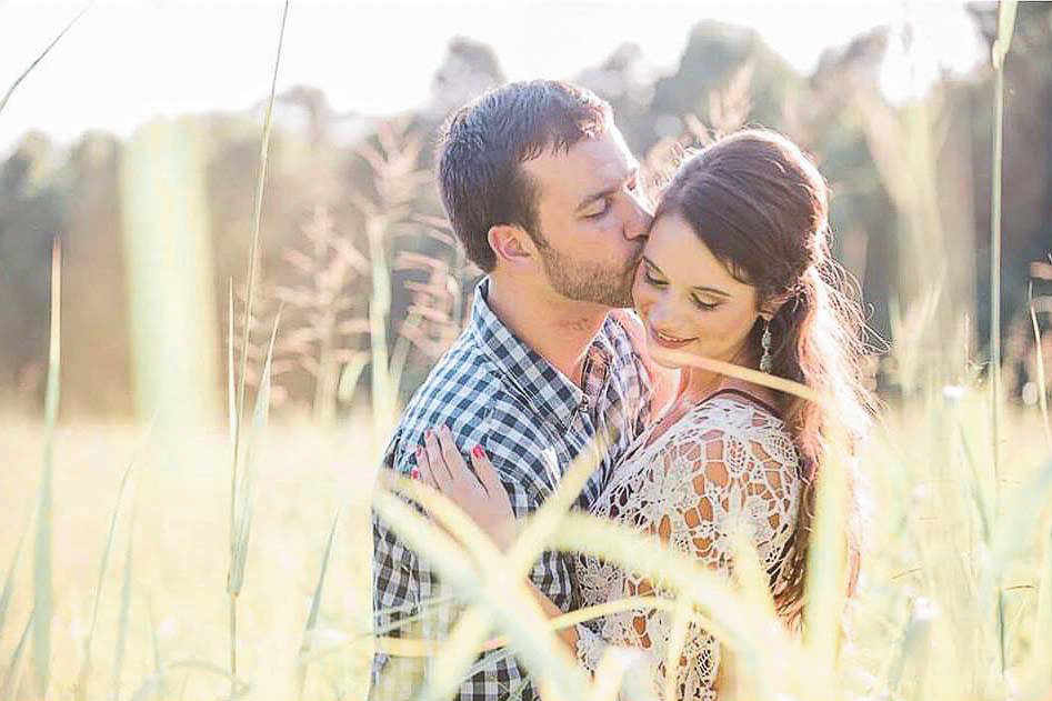Bentonville and Fayetteville Engagement and wedding photographer, NWA wedding and engagement photographer, engaged couple in love kissing, engagement photo inspiration-44