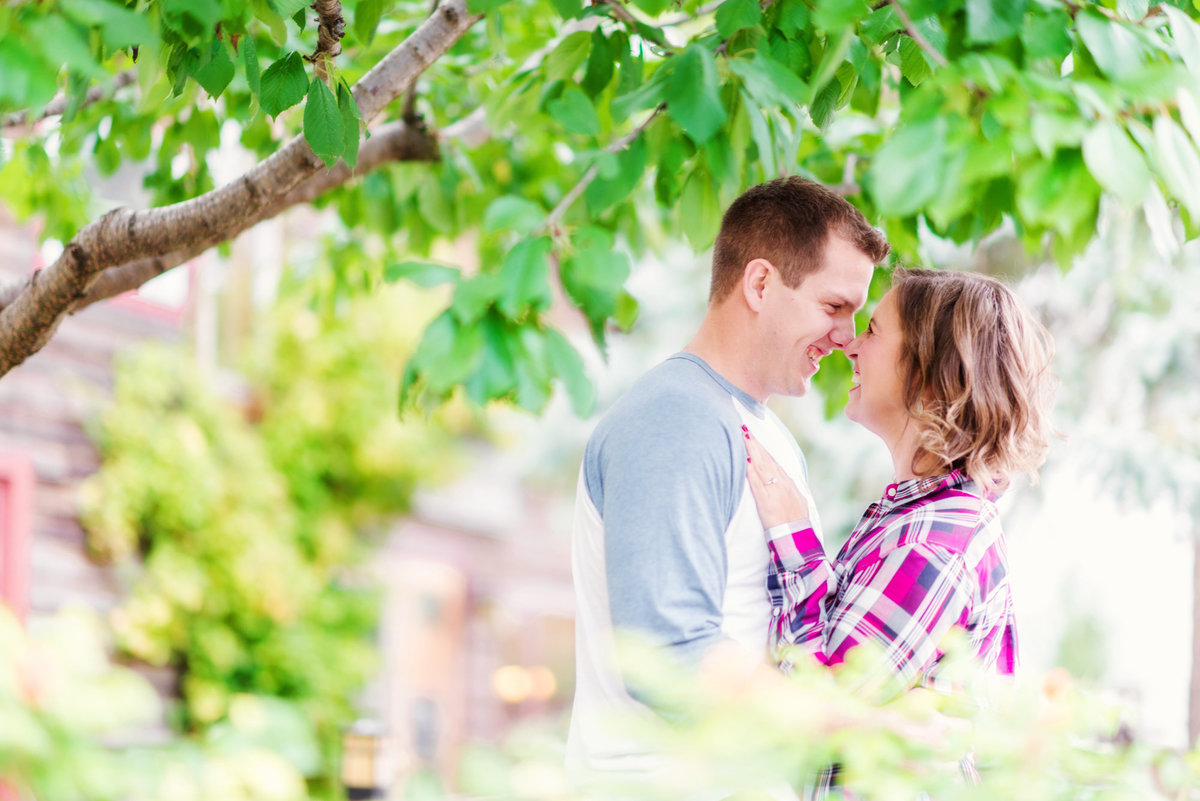 wedding engagement photograph traverse city michigan