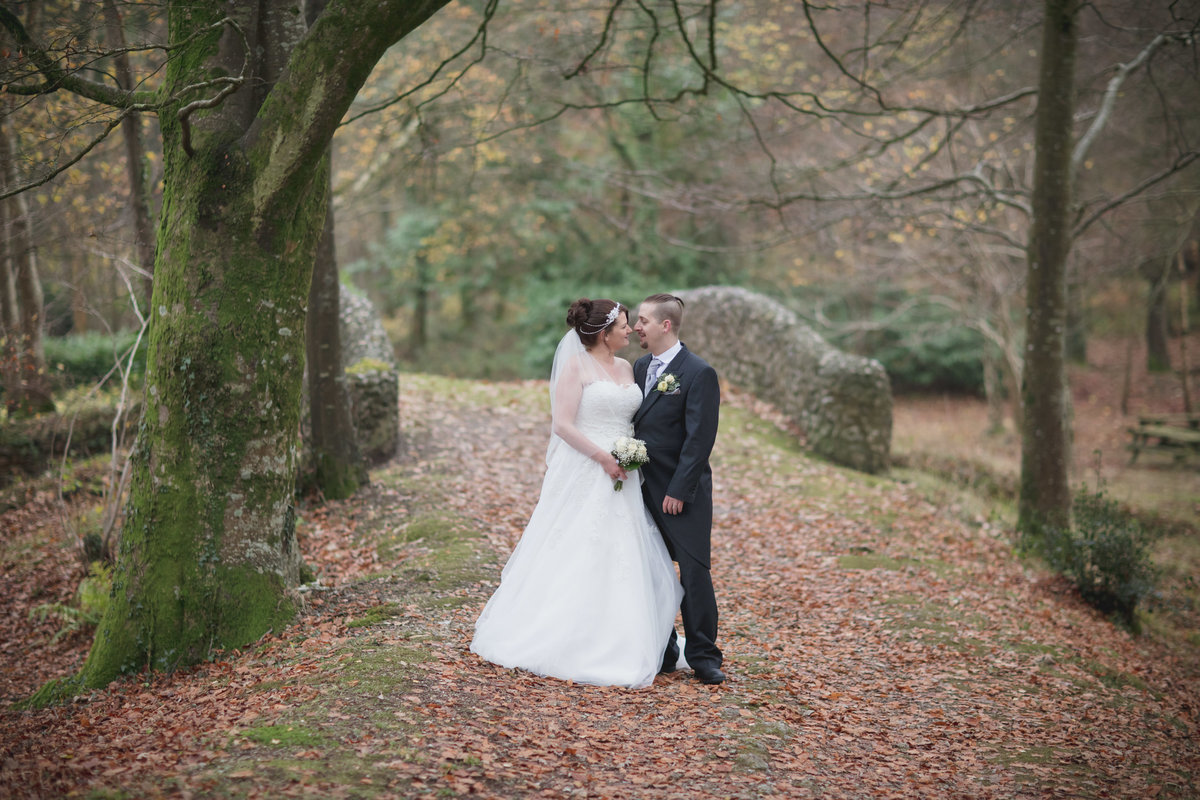 december wedding at haldon belvedere
