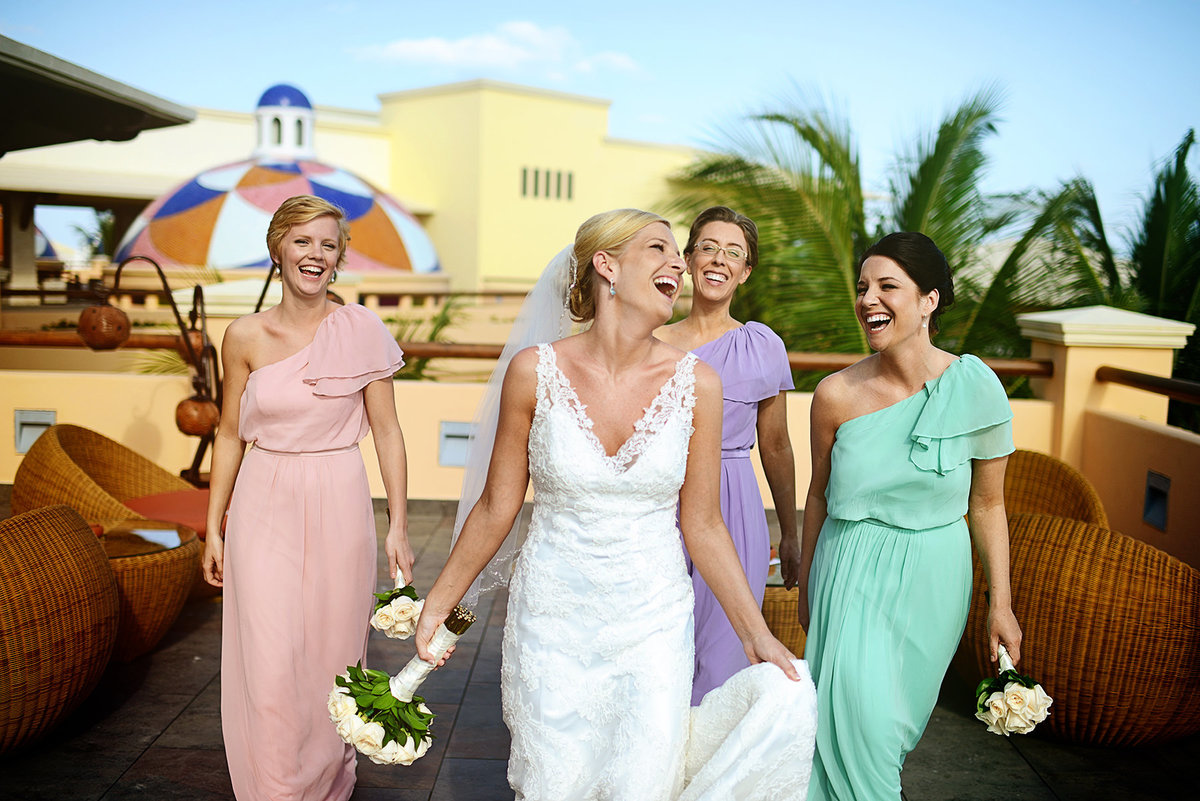 barcelo maya beach resort wedding destination wedding photographer bryan newfield photography 26