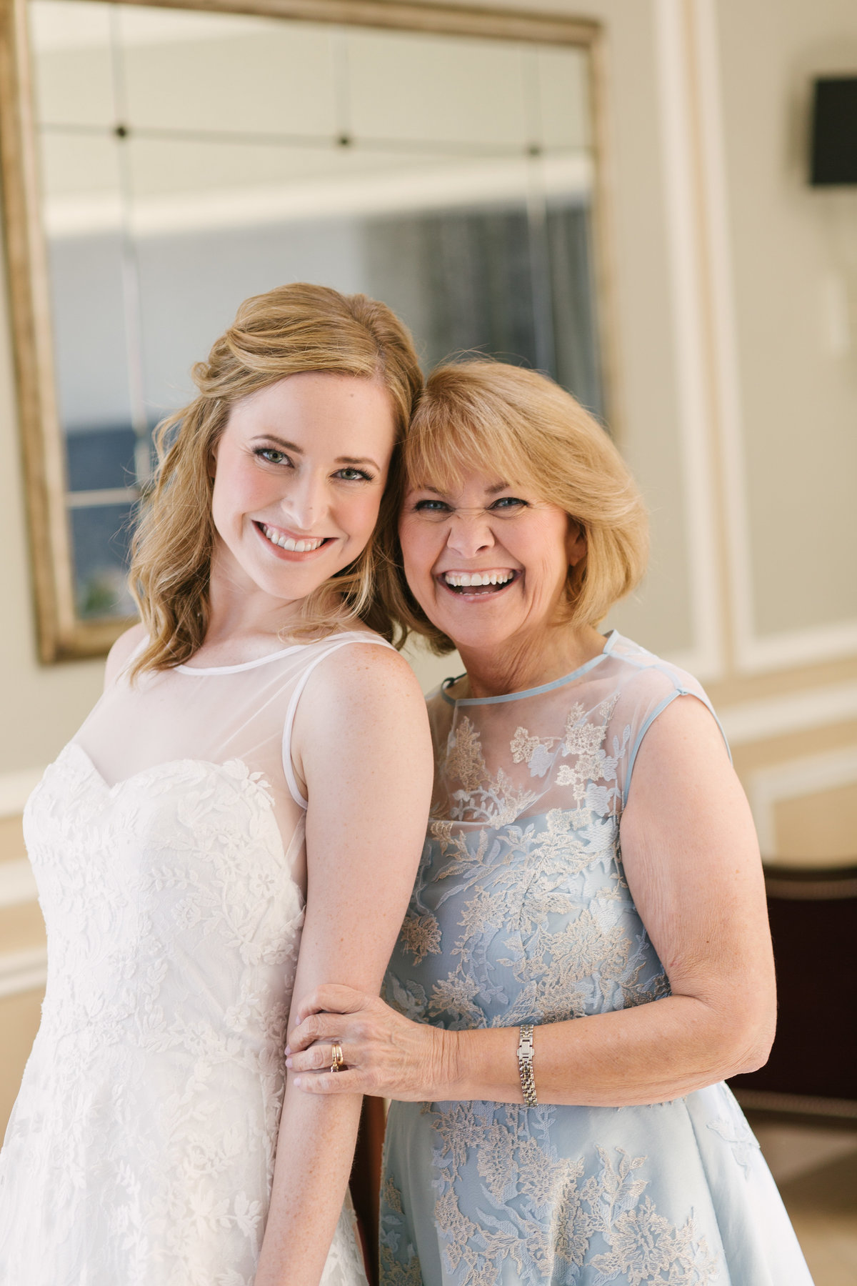 Scottish Rite Cathedral Wedding Mother of the Bride Photo