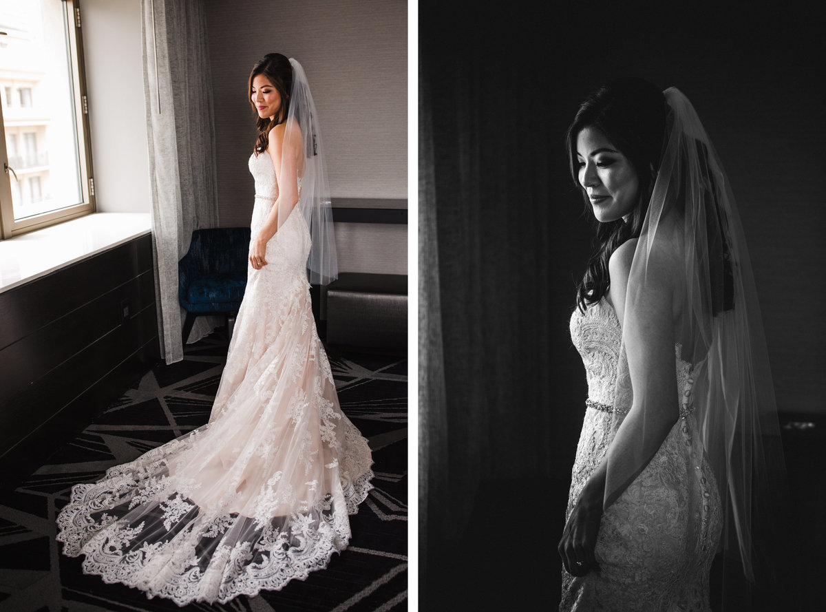 pearl-sf-wedding-bride-in-lace-dress-with-veil