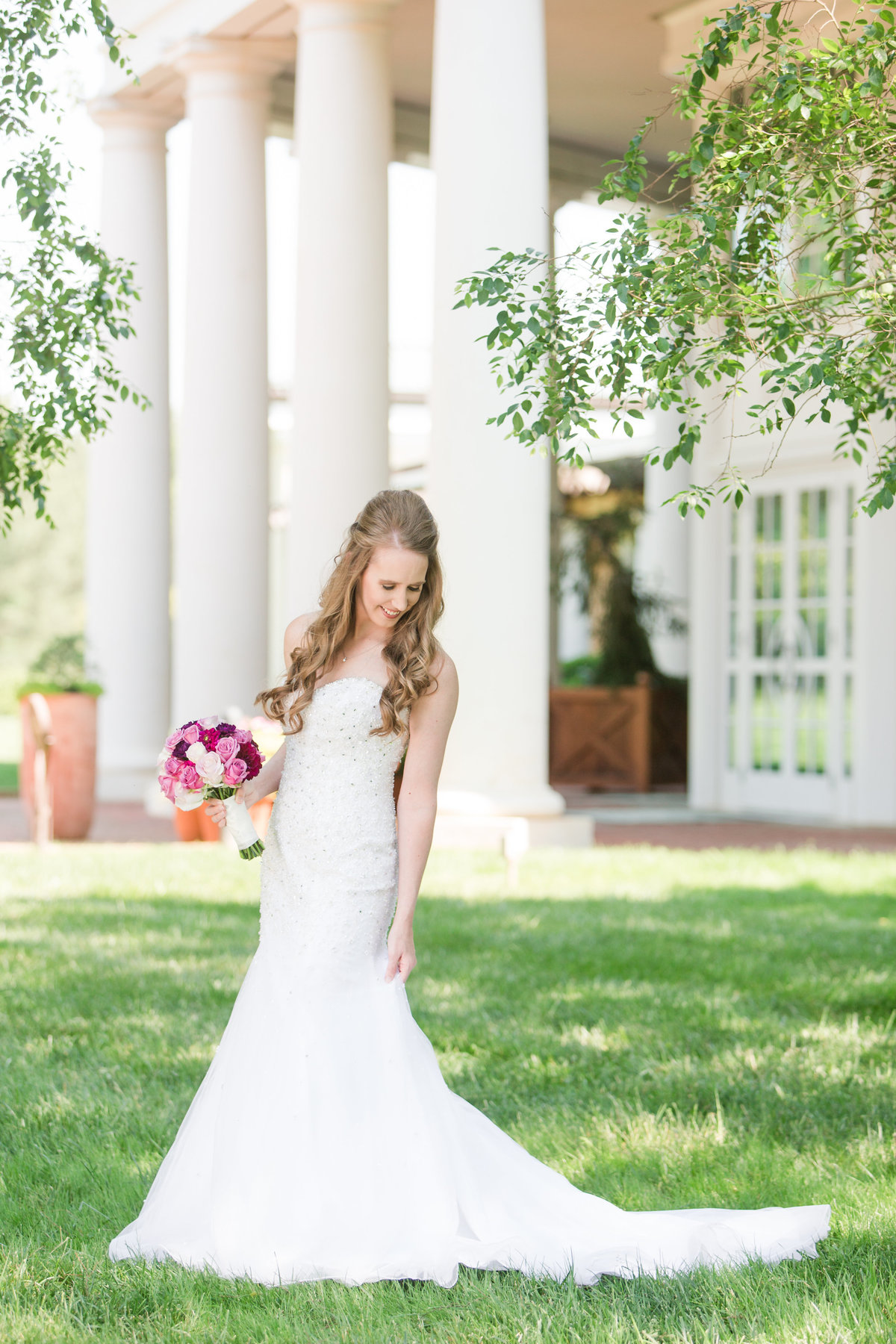 Greenville Bridal Portraits | Jenny Williams Photography 2