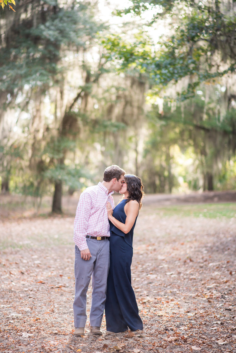 Sunset Engagement Session by Georgia Wedding Photographer Eliza Morrill-8