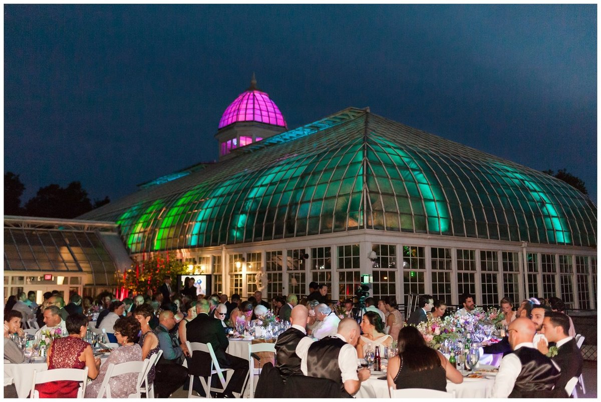 Franklin Park Conservatory Wedding The Palm House Bridal Garden Grove_0075