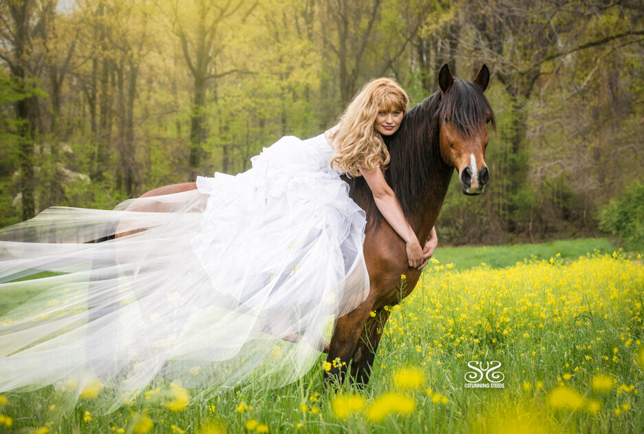 stunning-steeds-photo-girl-dress-horse