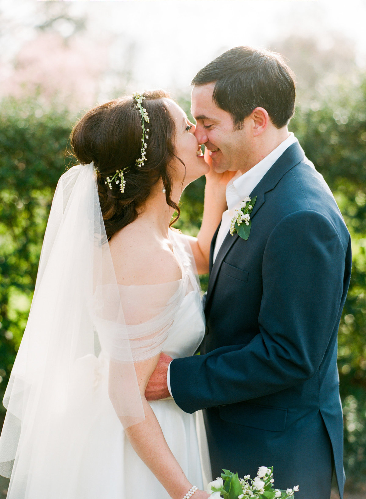 Charlotte backyard wedding photography, New Creations Flower Company, The Graceful Host