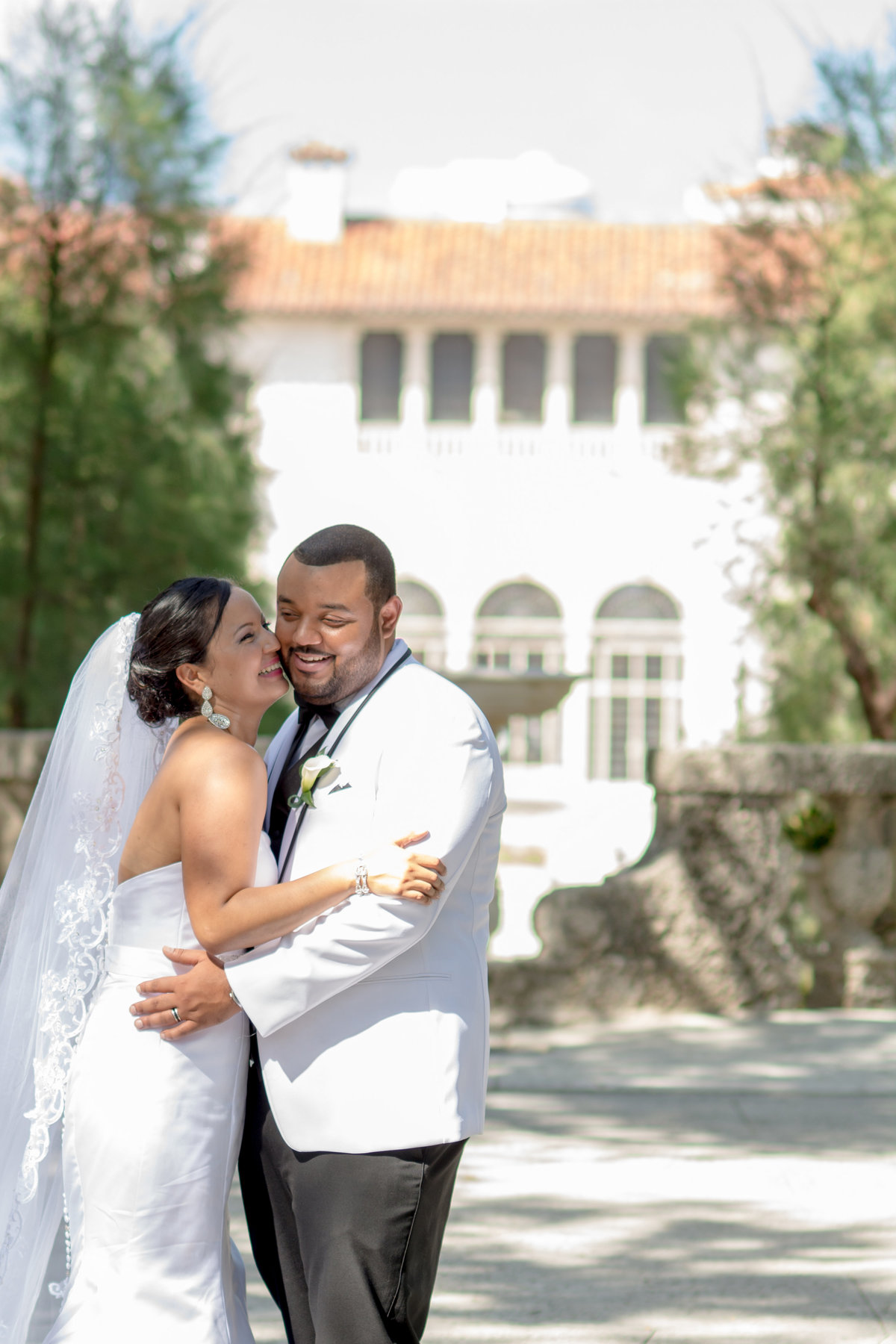 Vizcaya Museum and Gardens Wedding Venue