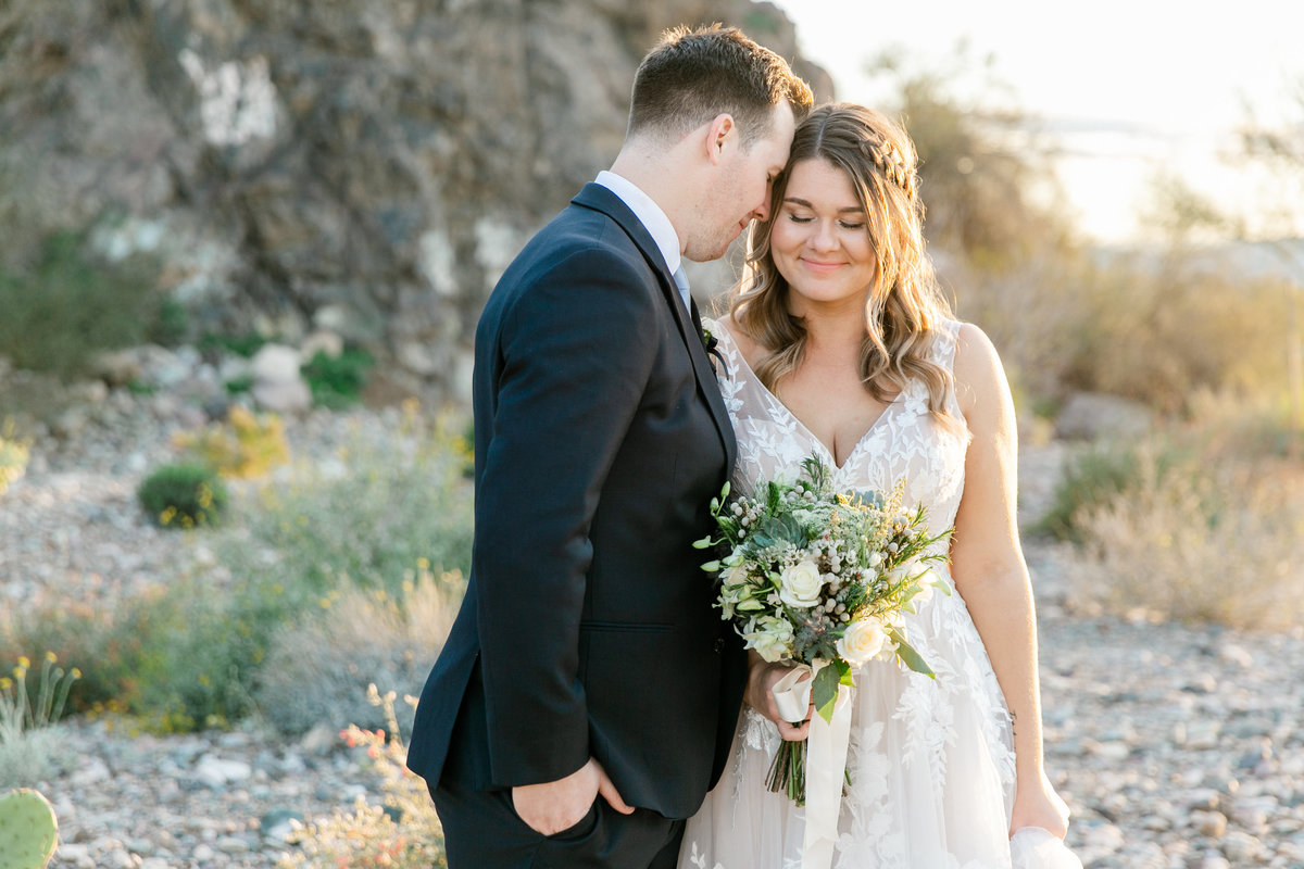 Karlie Colleen Photography - Arizona Backyard wedding - Brittney & Josh-198