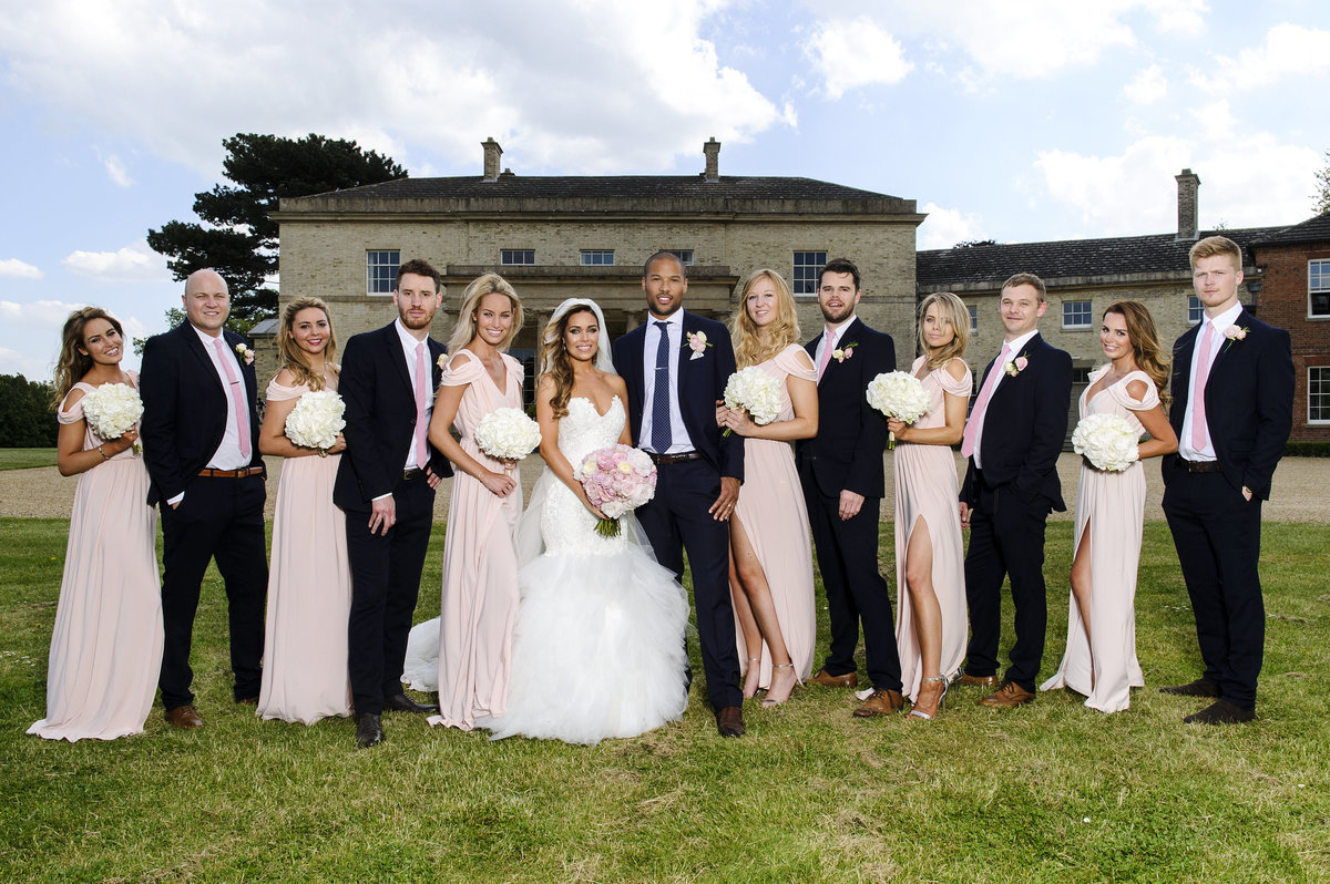Stubton Hall Wedding Photographer Ross Holkham-27