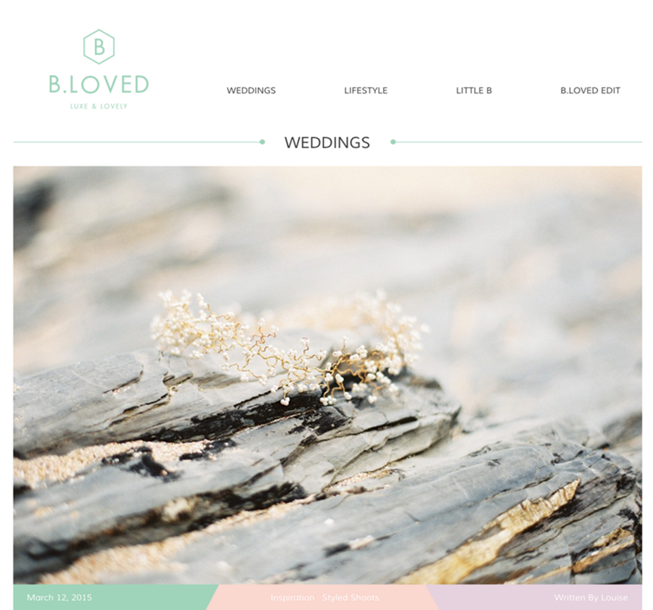 bloved beach wedding photographer