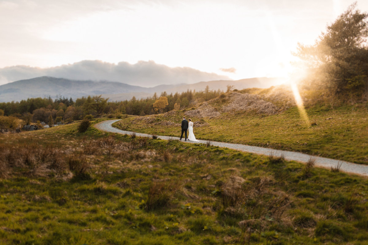 Amazing Lake District Wedding