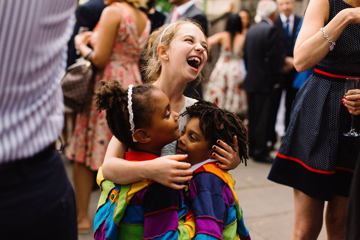 Diverse Wedding in London