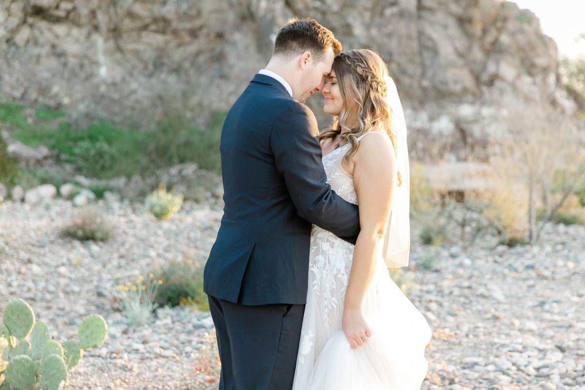 Karlie Colleen Photography - Arizona Backyard wedding - Brittney & Josh-204