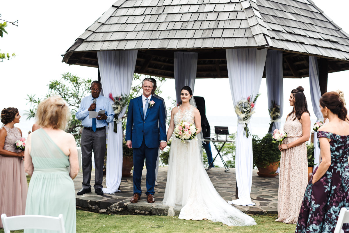 Cap Maison St Lucia Destination Wedding - 129
