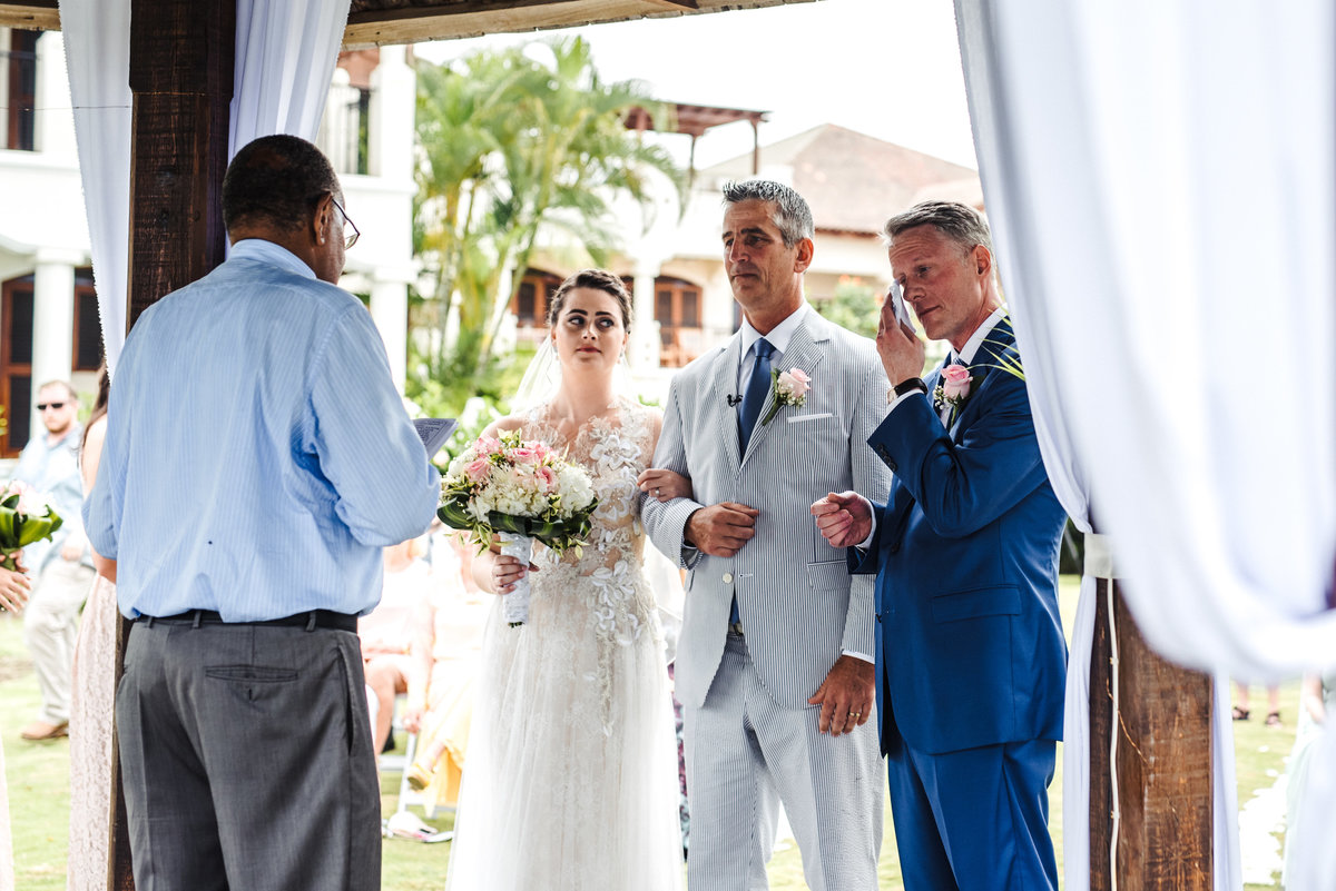 Cap Maison St Lucia Destination Wedding - 111
