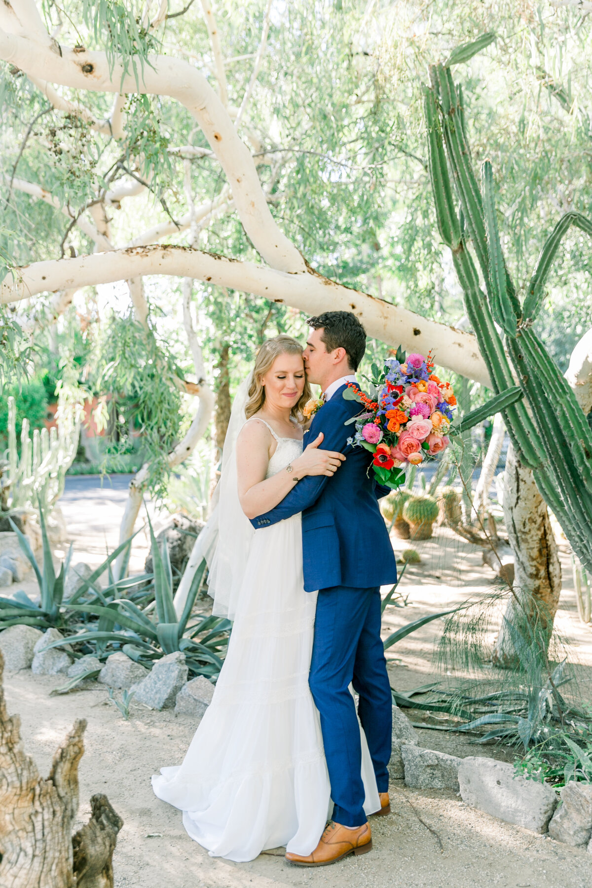 Karlie Colleen Photography - BooJum Venue - Phoenix Arizona - Zack & Chelsea-156