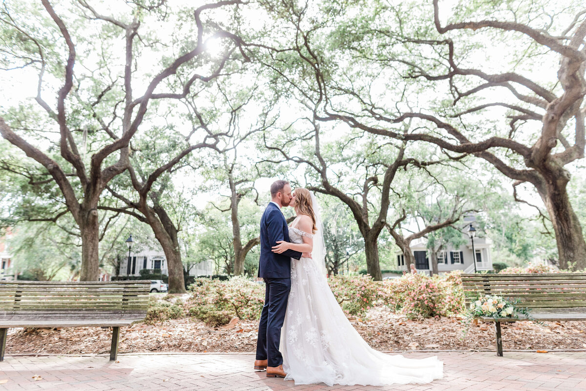 The Savannah Elopement Package - Elopements for joy filled couples
