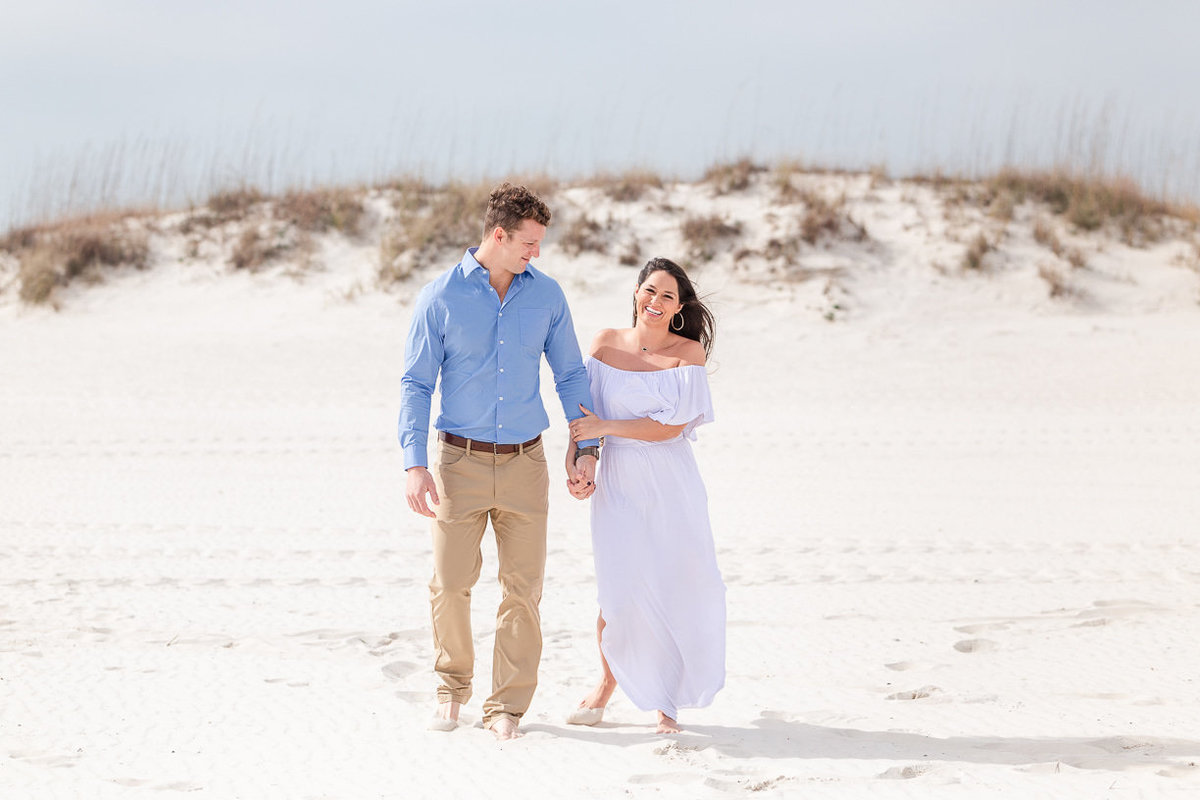 beach engagement session toni goodie photography