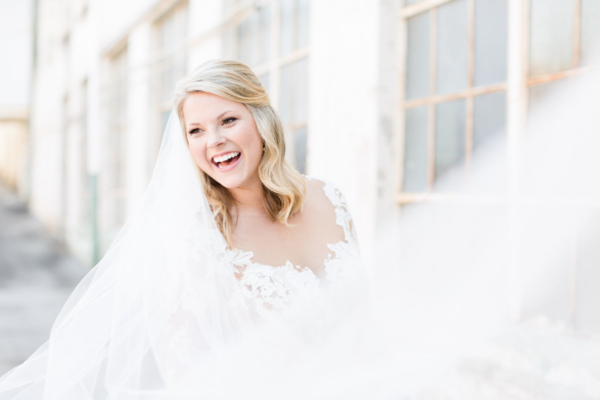 Greenville Bridal Portraits | Jenny Williams Photography 12