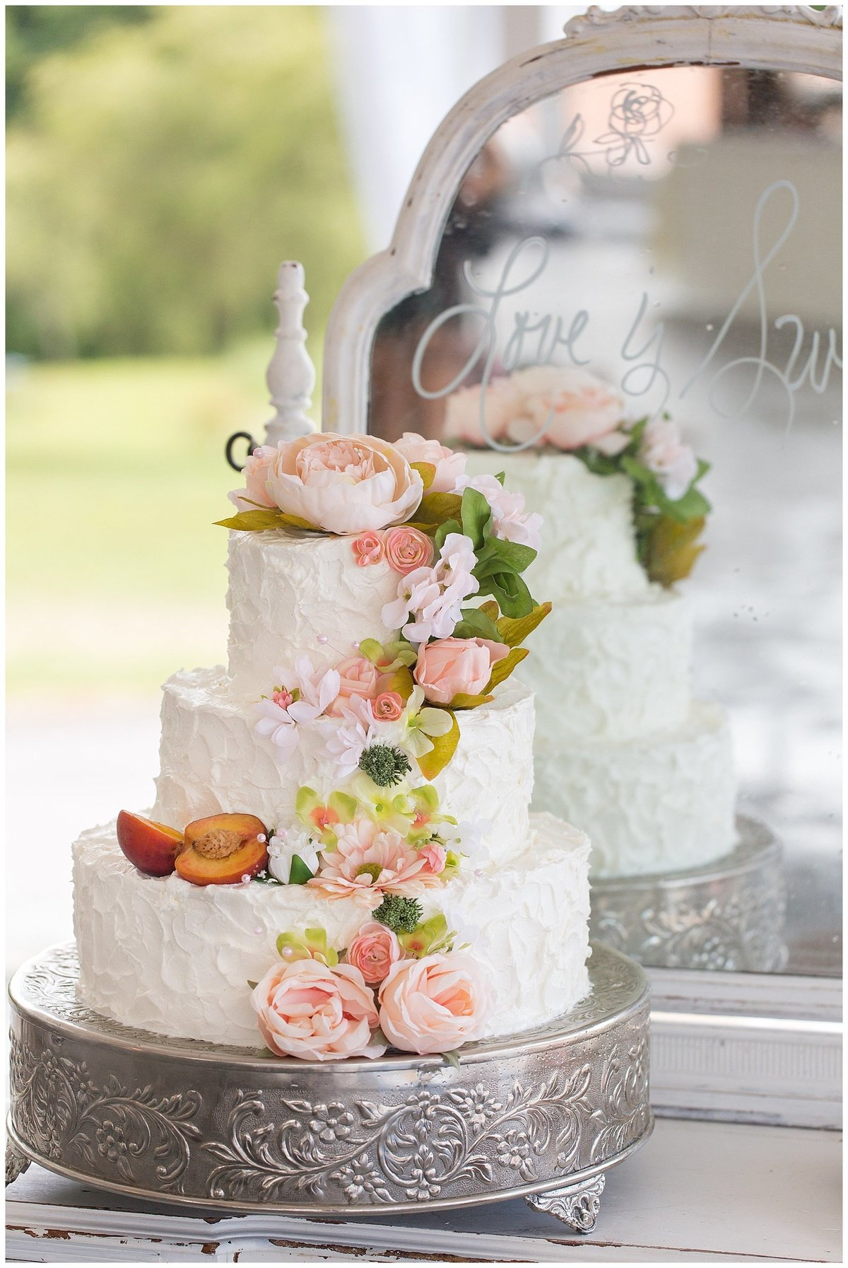 Southern Peach Styled Shoot Arbor Haven-027