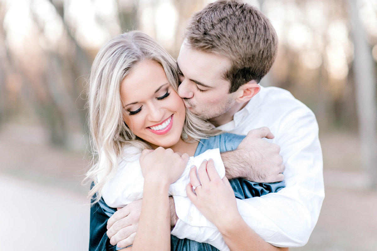 Melanie Foster Photography - Norman Oklahoma Senior and Engagement Photographer - Couple Engagement Photo - 35