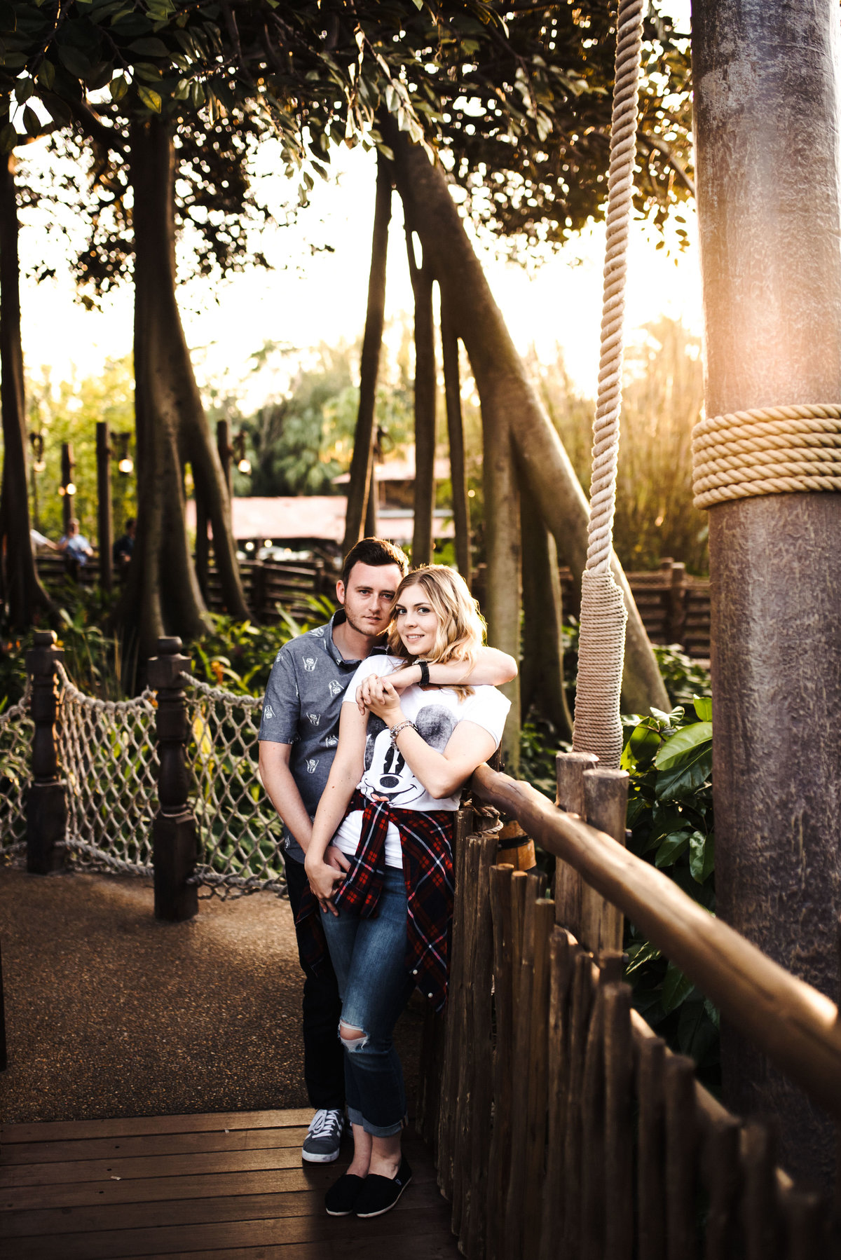 Ally & Brett's Disney Engagement Session (219 of 243)