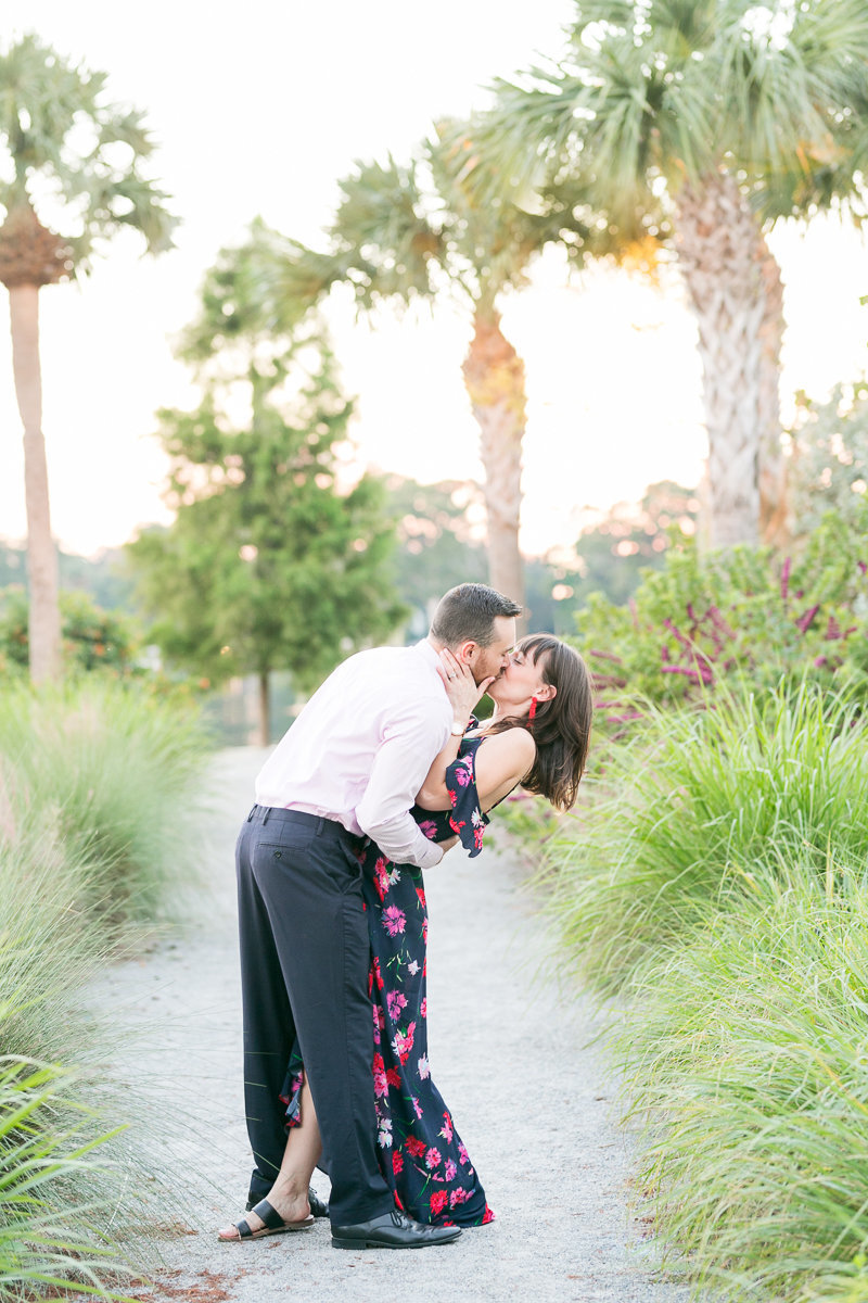 Veronica and Kyle | Rollins College Winter Park engagement session   61