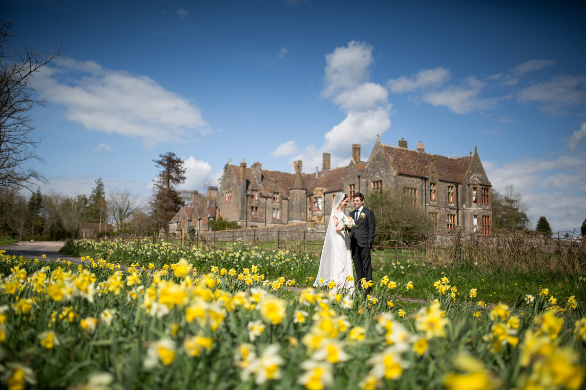 spring april wedding easter at huntsham court mel raido