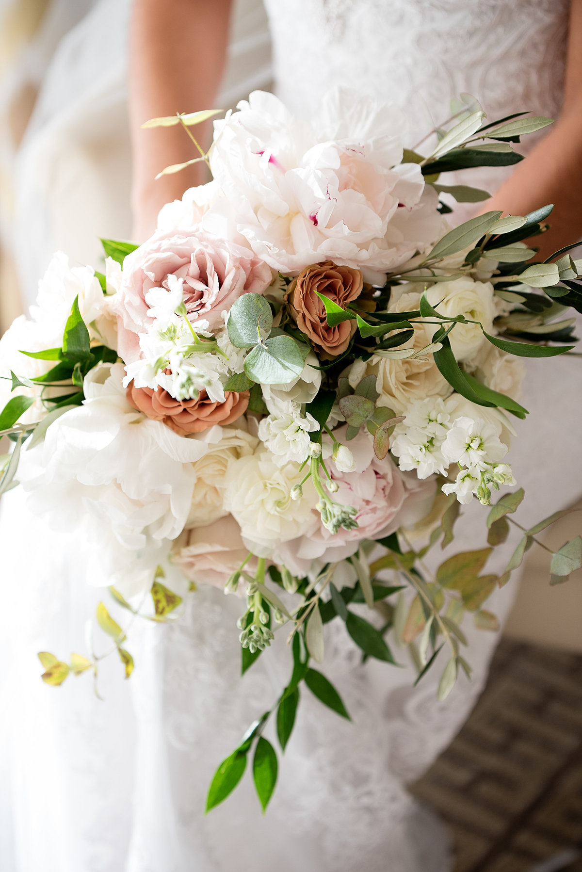 Ever After Florist Bridal Wedding Bouquet