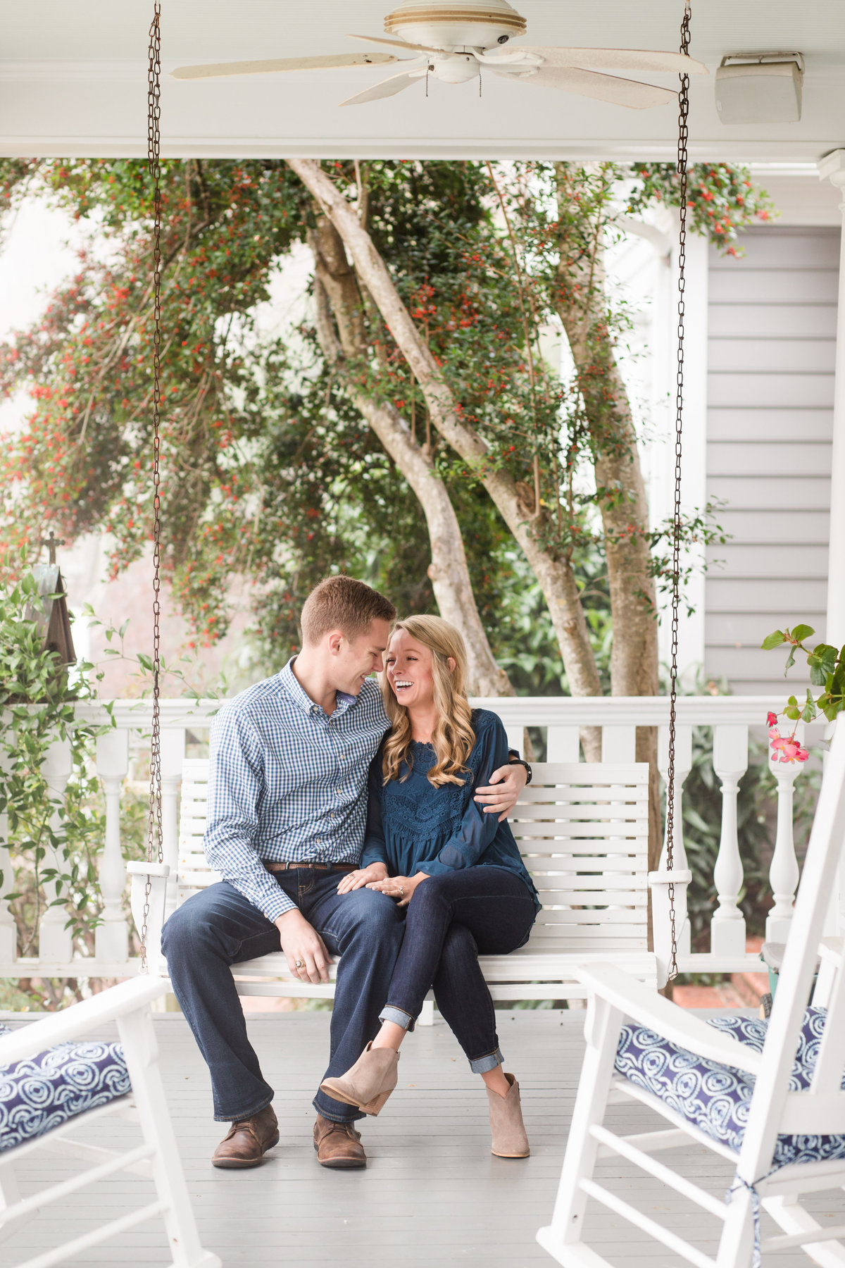 Greenville Engagement Photography | Jenny Williams Photography 23