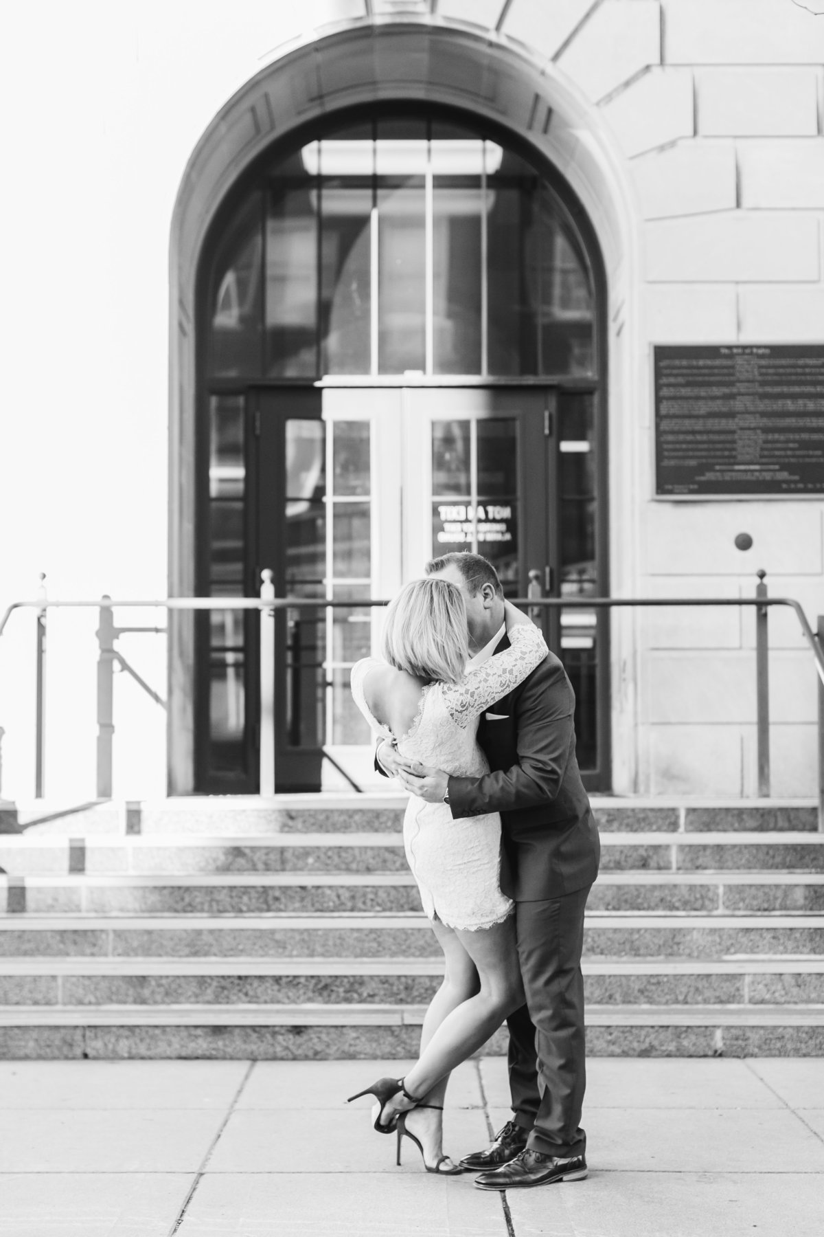 Downtown Fargo Engagement Session (2)
