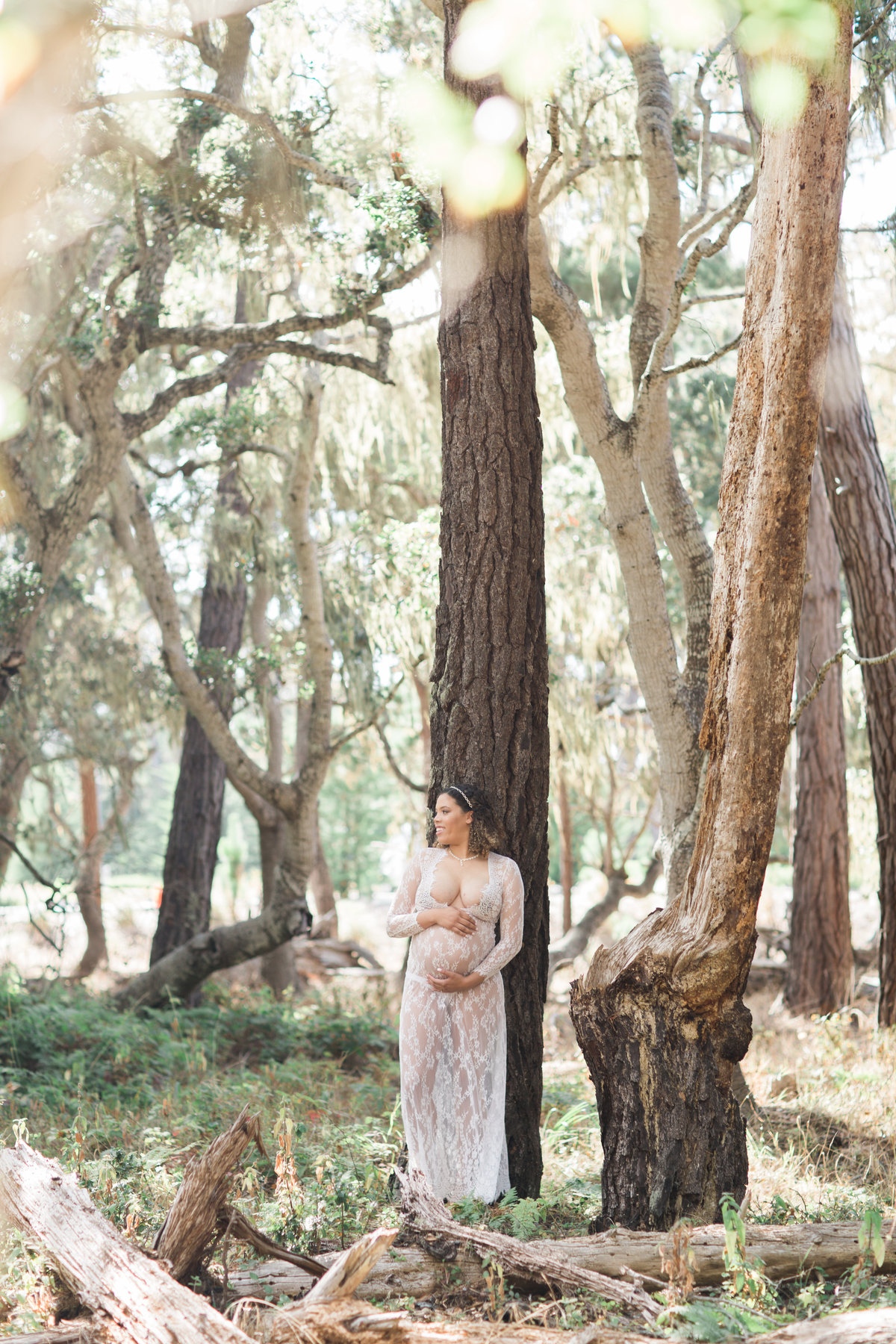 Krisandra Maternity Session_ Pebble Beach_ Vanessa Hicks Photography-7225