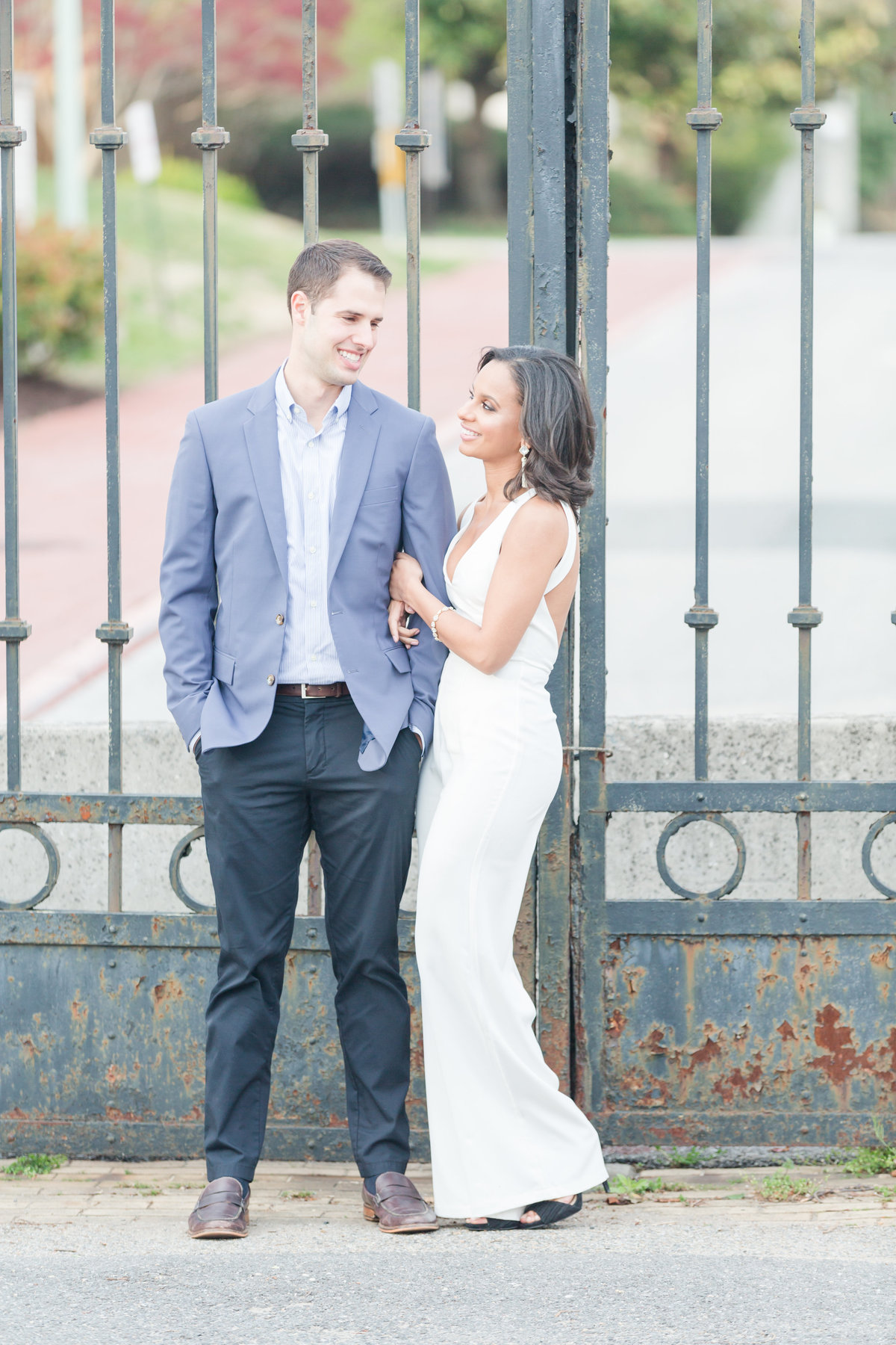 Nilo Burke Photography-Annapolis Maryland Engagement-Michael and Mariam-9