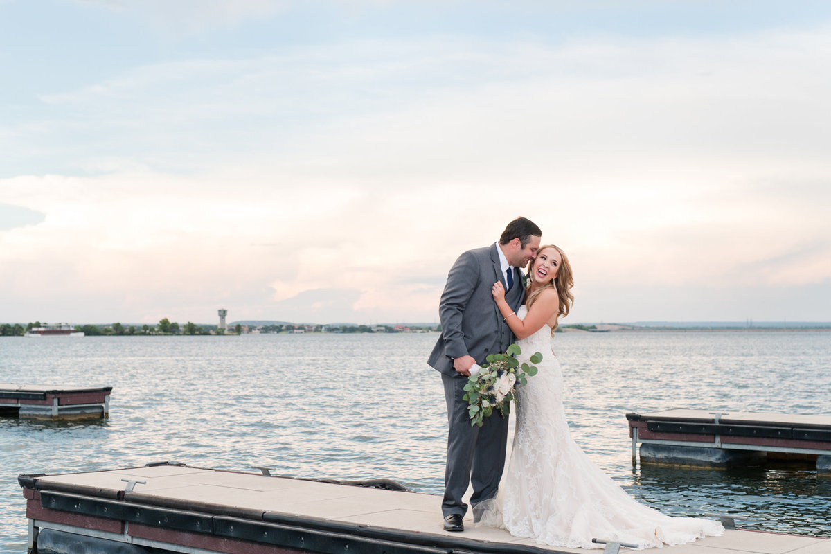 Horseshoe Bay Resort Wedding Photographer Pink