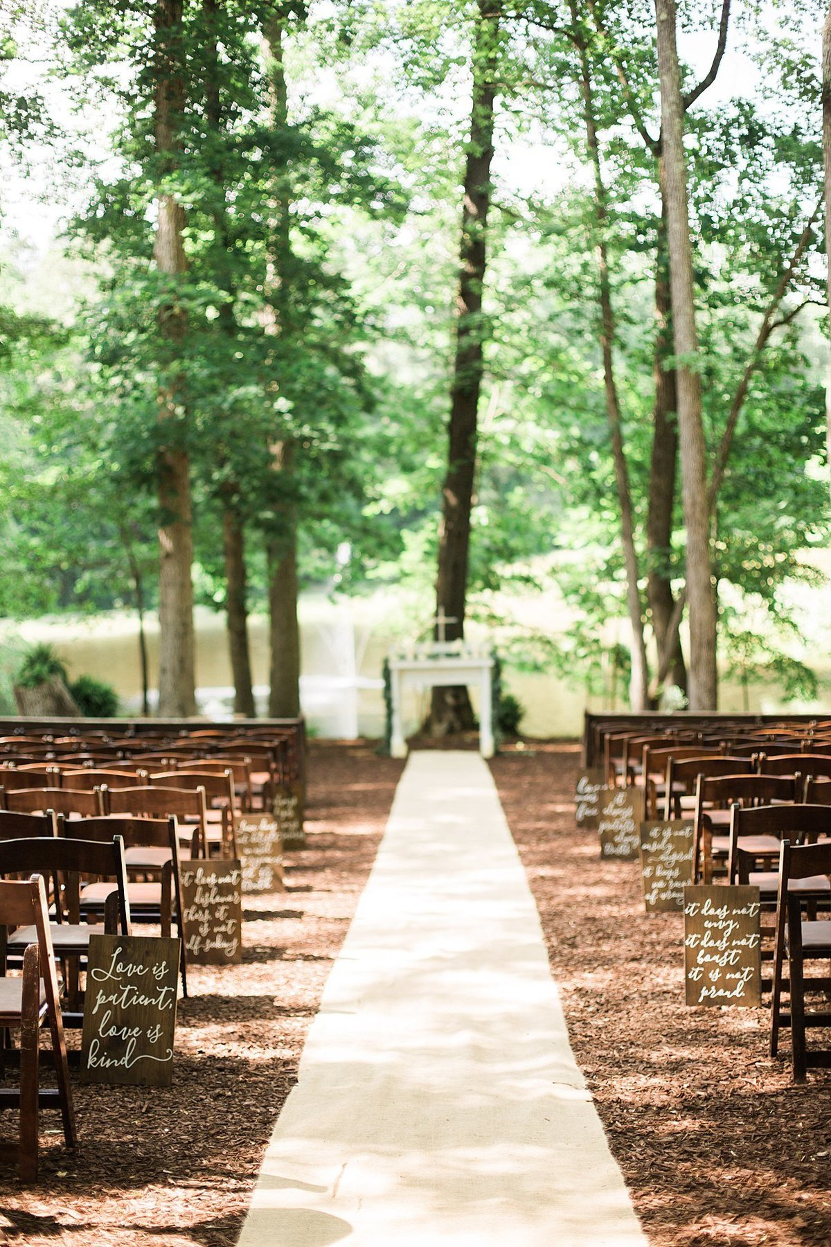 L & J Chapel in the Woods Raleigh NC Rustic Vintage Country Wedding Andrew & Tianna Photography-149
