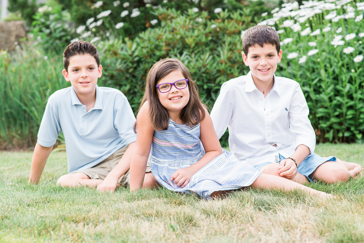 Michelle Behre Photography Morris County New Jersey Photographer Hunterdon County New Jersey Photographer Monmouth County New Jersey Portrait Photography Private Estate Summer Family Portrait Session-14