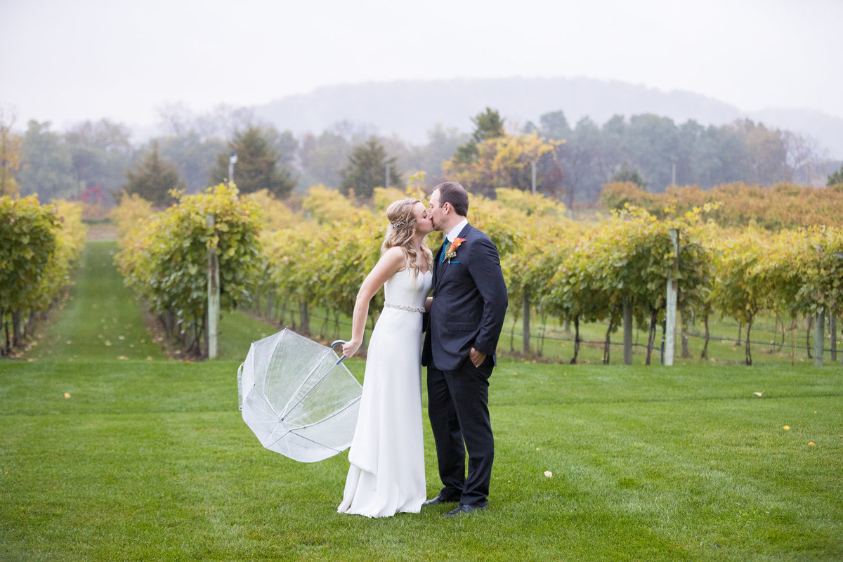 Villa Bellezza Winery and Vineyards Wedding