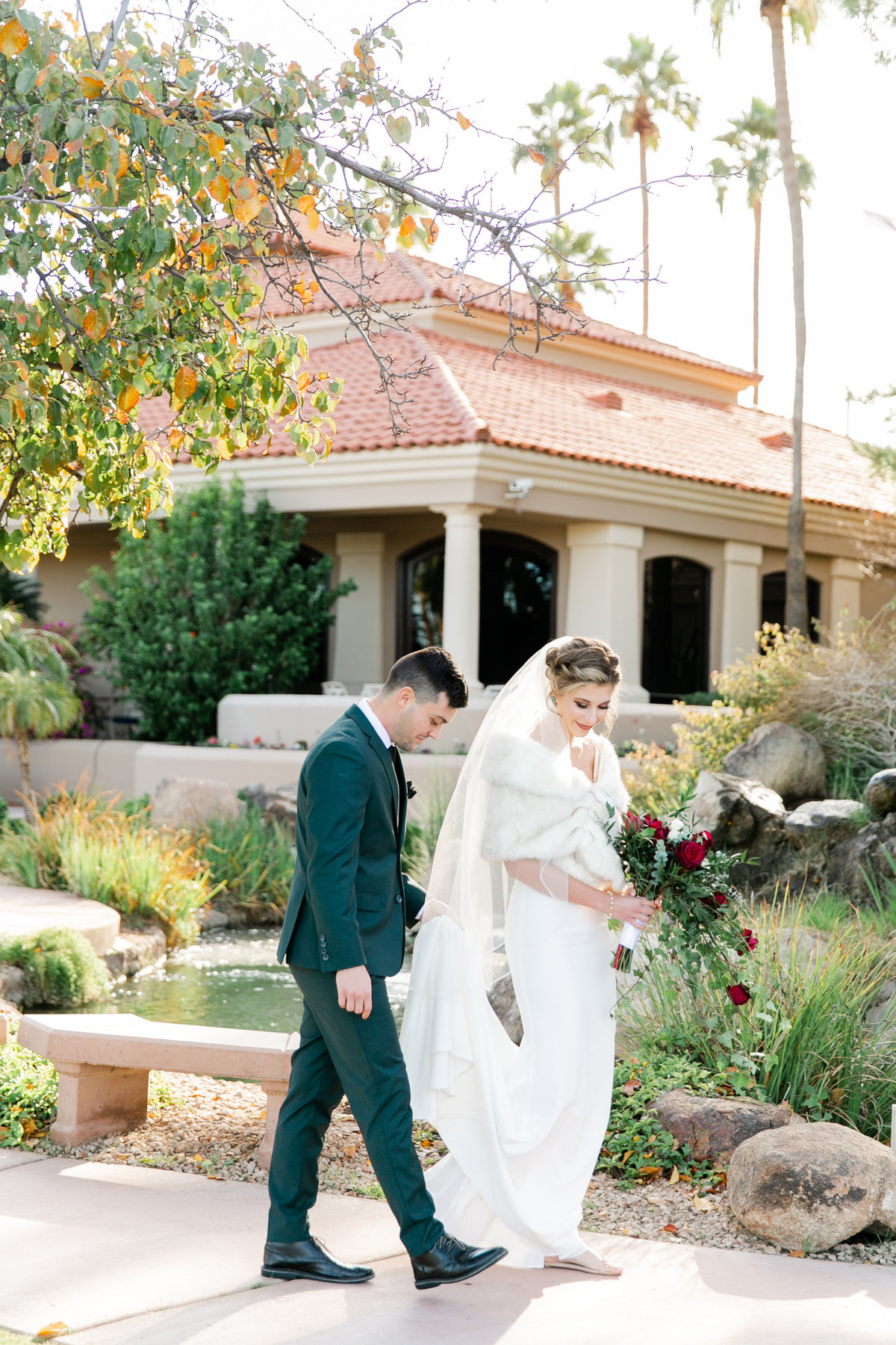 Karlie Colleen Photography - Gilbert Arizona Wedding - Val Vista Lakes - Brynne & Josh-442