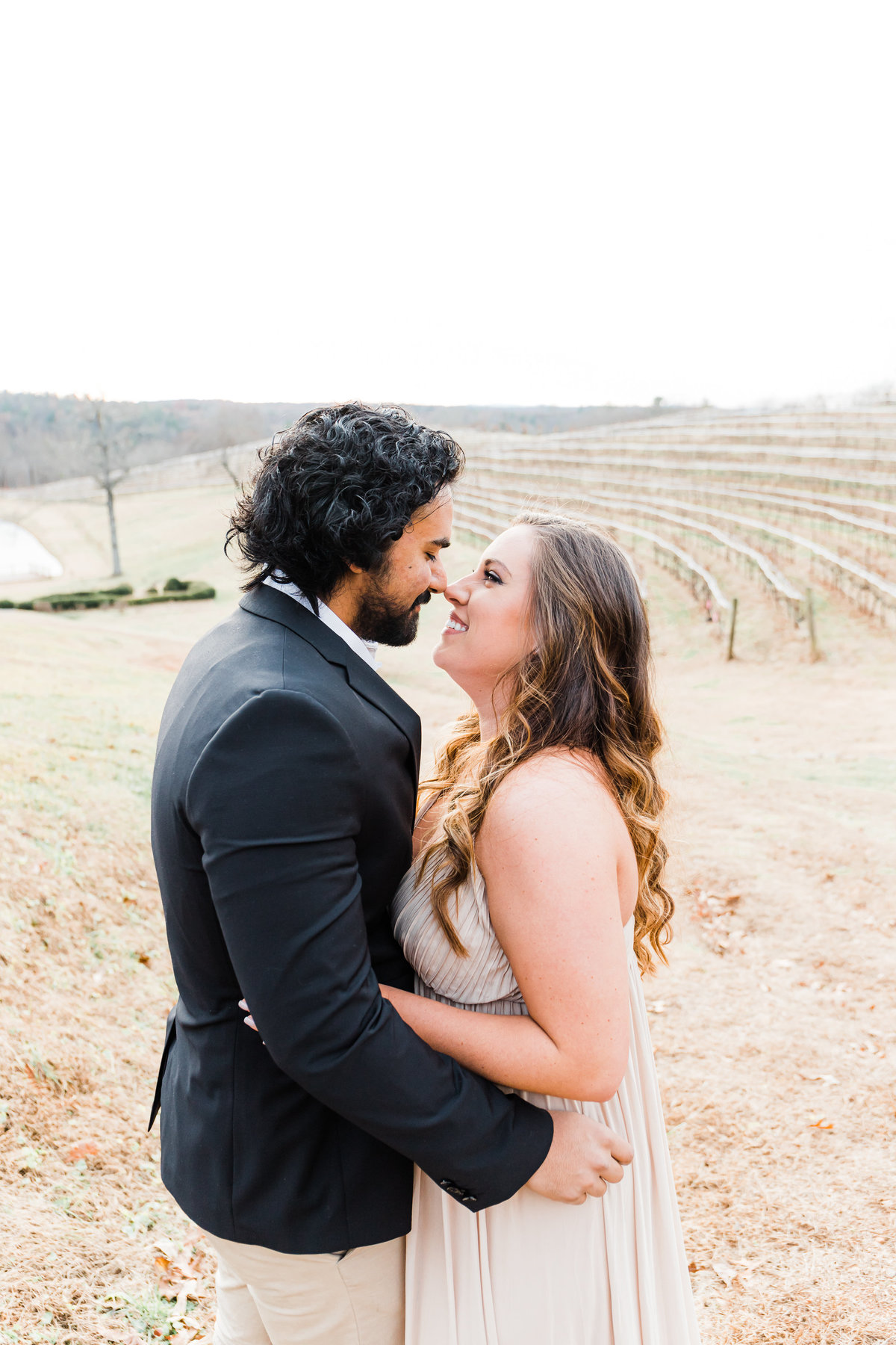 Motaluce Winery, Gainesville, GA Couple Engagement Anniversary Photography Session by Renee Jael-4