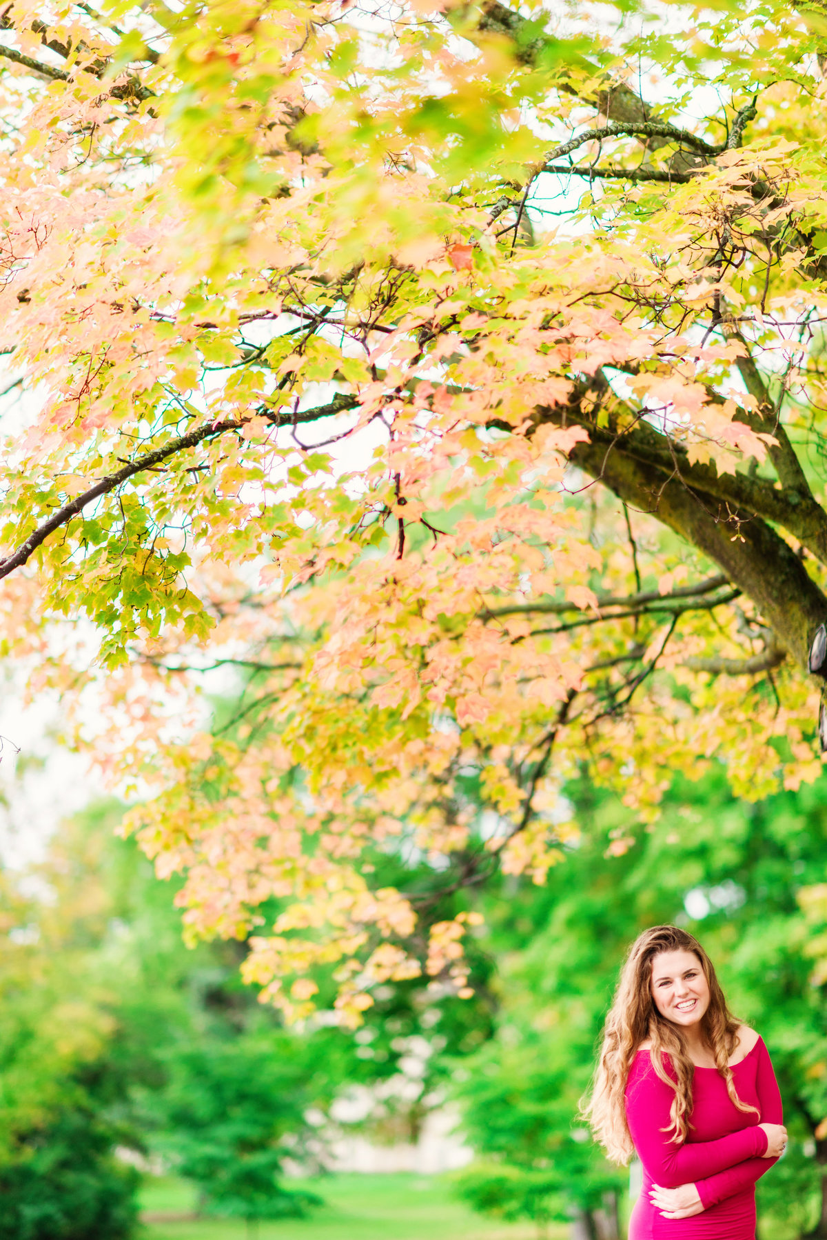 northern michigan senior portrait photographers