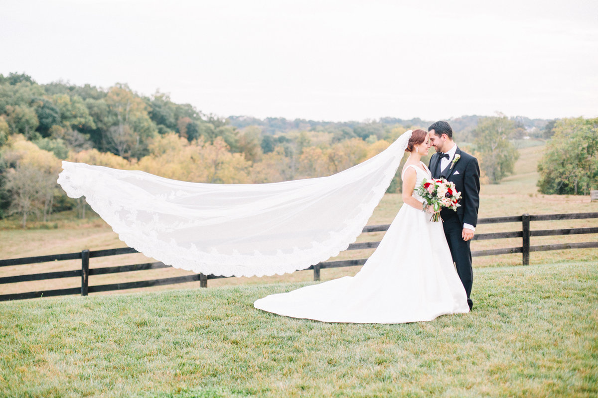 a stunning wedding in purcellville, virginia, shadow creek wedding venue is the perfect venue for the rustic bride
